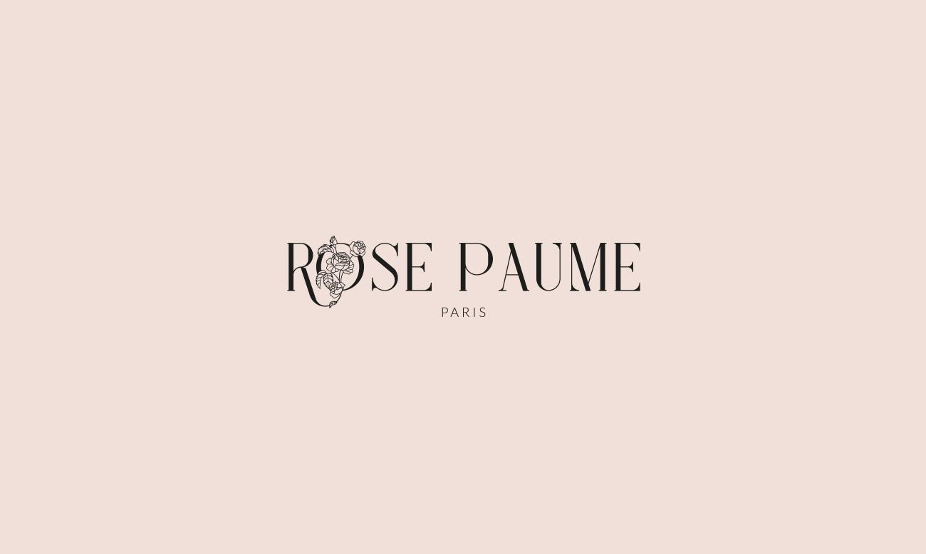 Logo Rose Paume