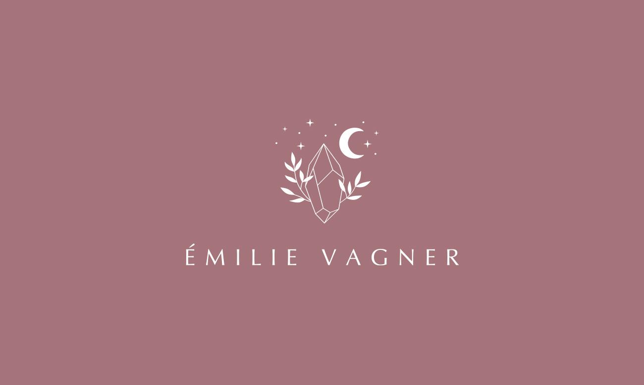 Logo Emilie Vagner