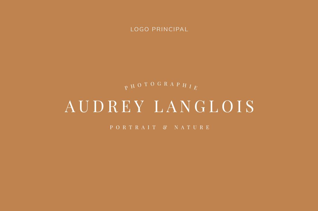 Logo principal Kit Audrey Langlois