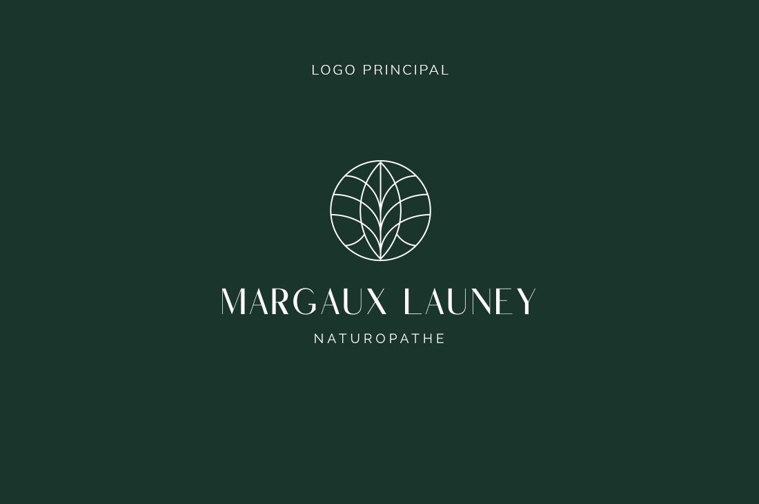 Logo principal Kit Margaux Launey